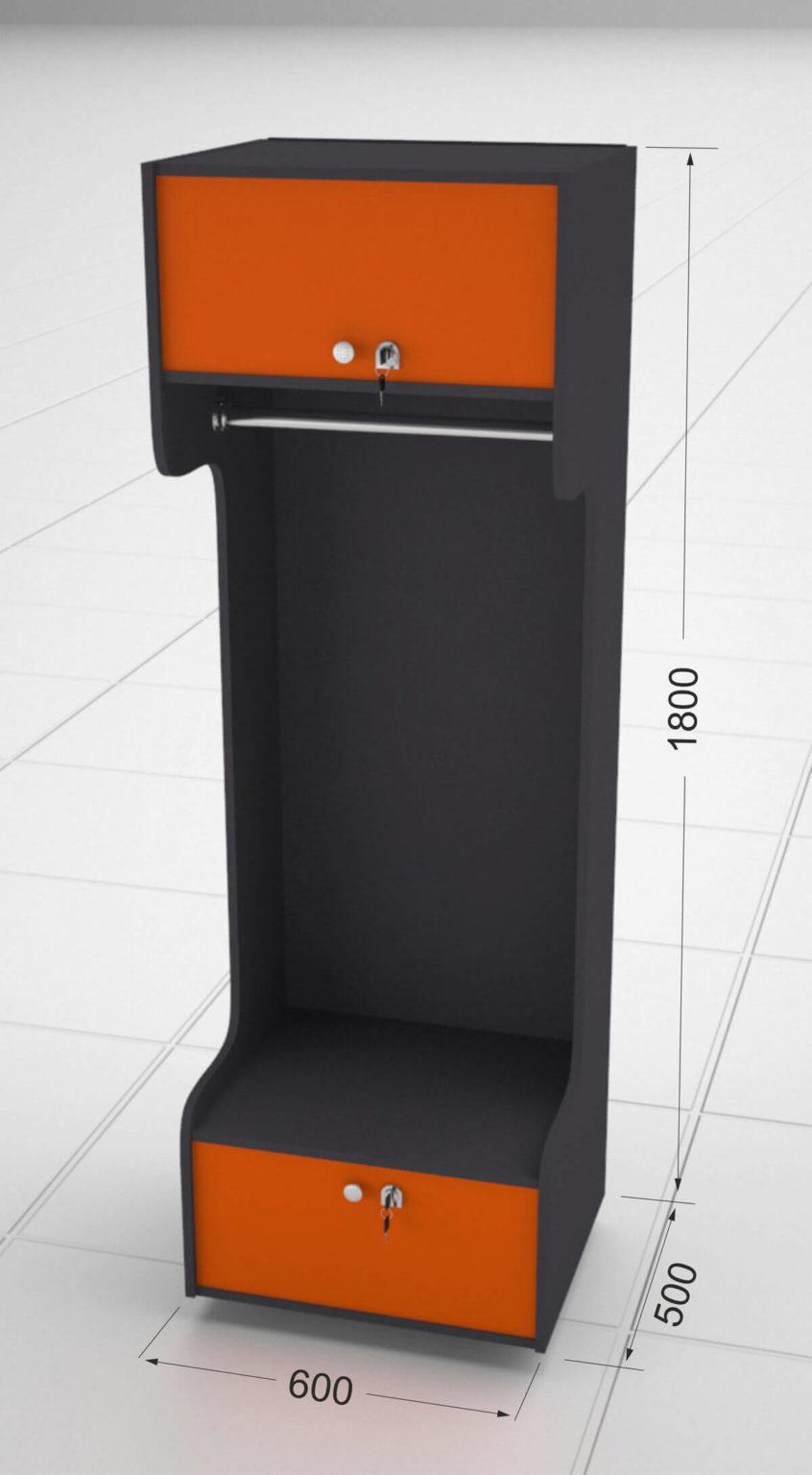 Шкафчик S13