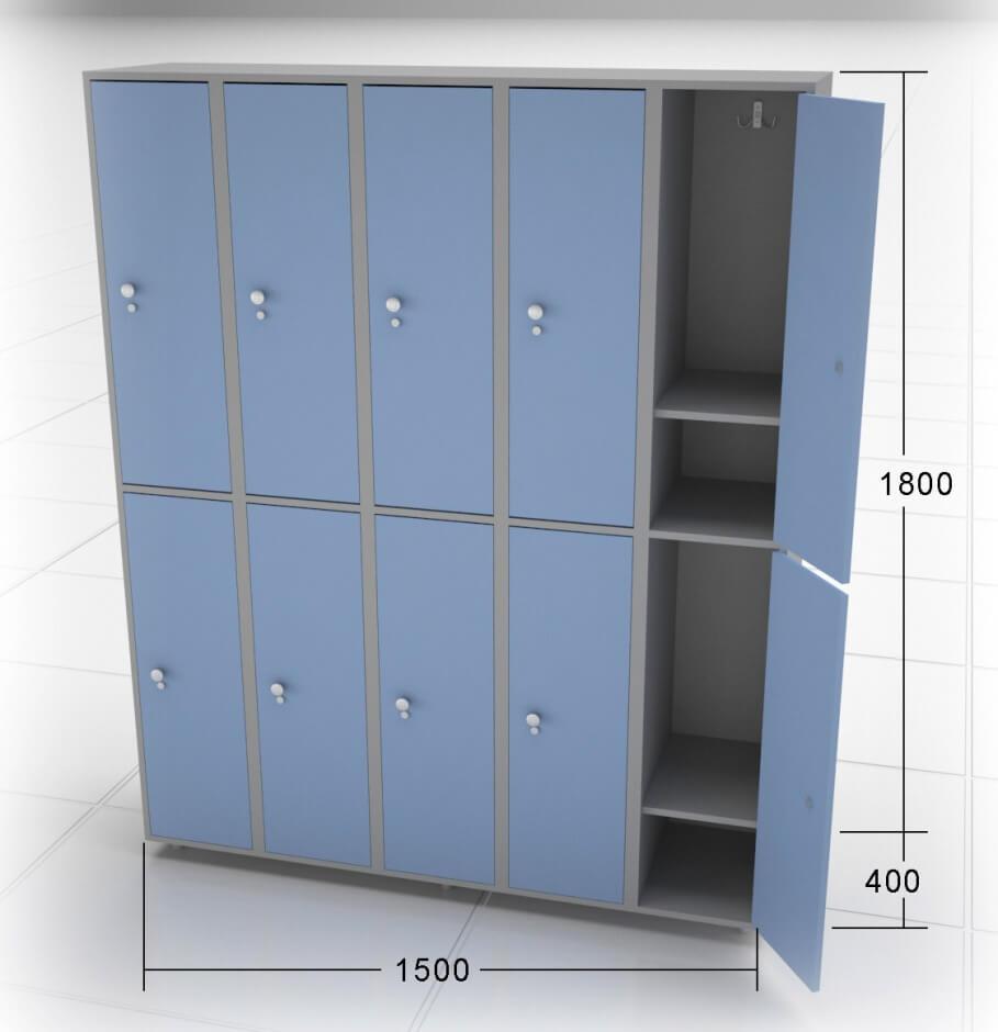 Шкафчик S10